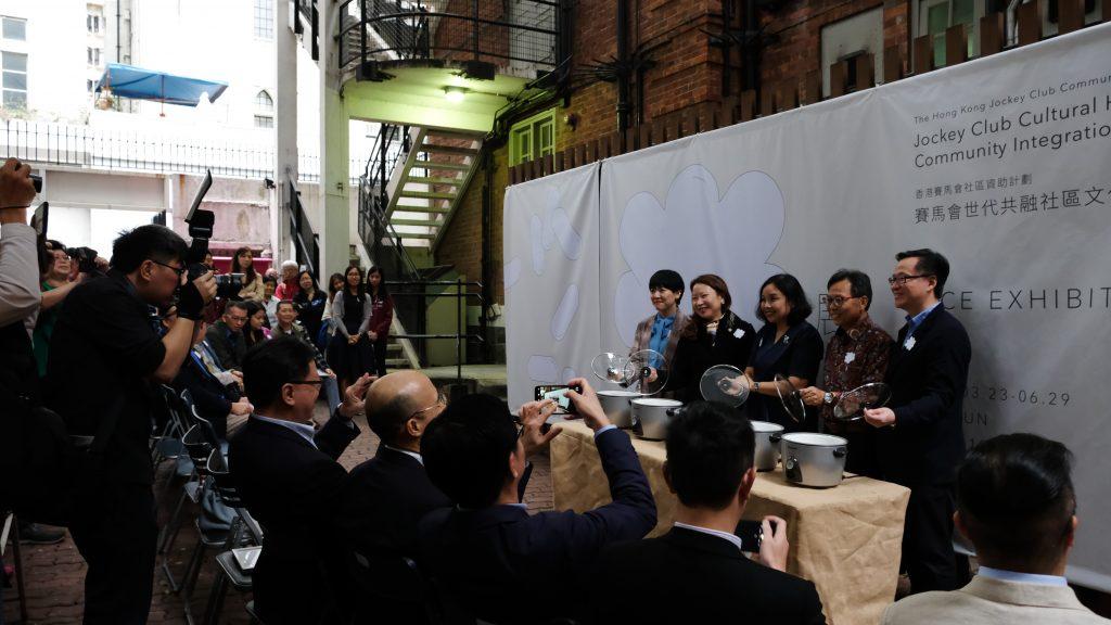長春社文化古蹟資源中心米展開幕