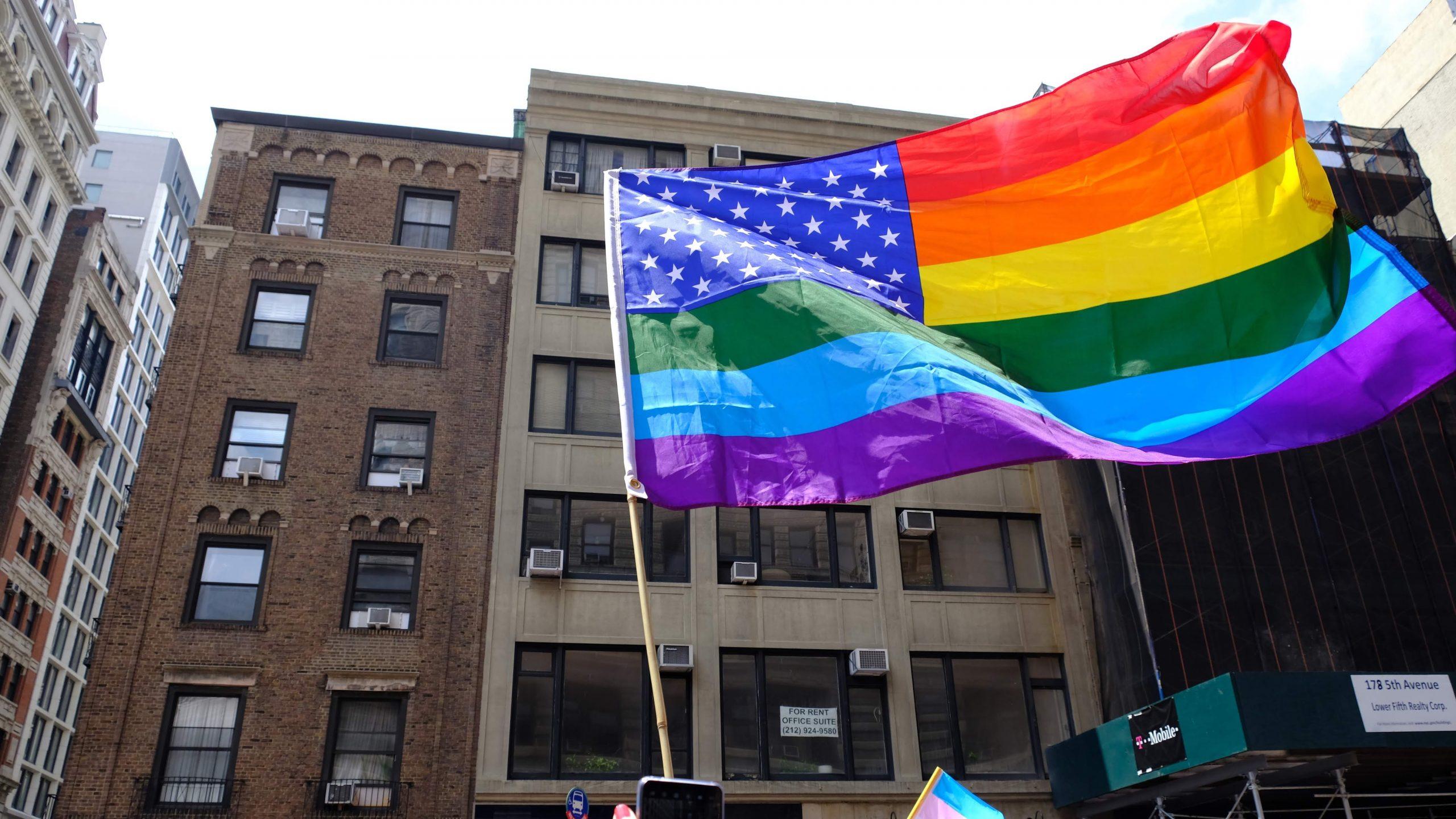 [紐約] NYC LGBT Pride March:一年一度紐約同志驕傲遊行,體驗平等多元的開明社會風氣