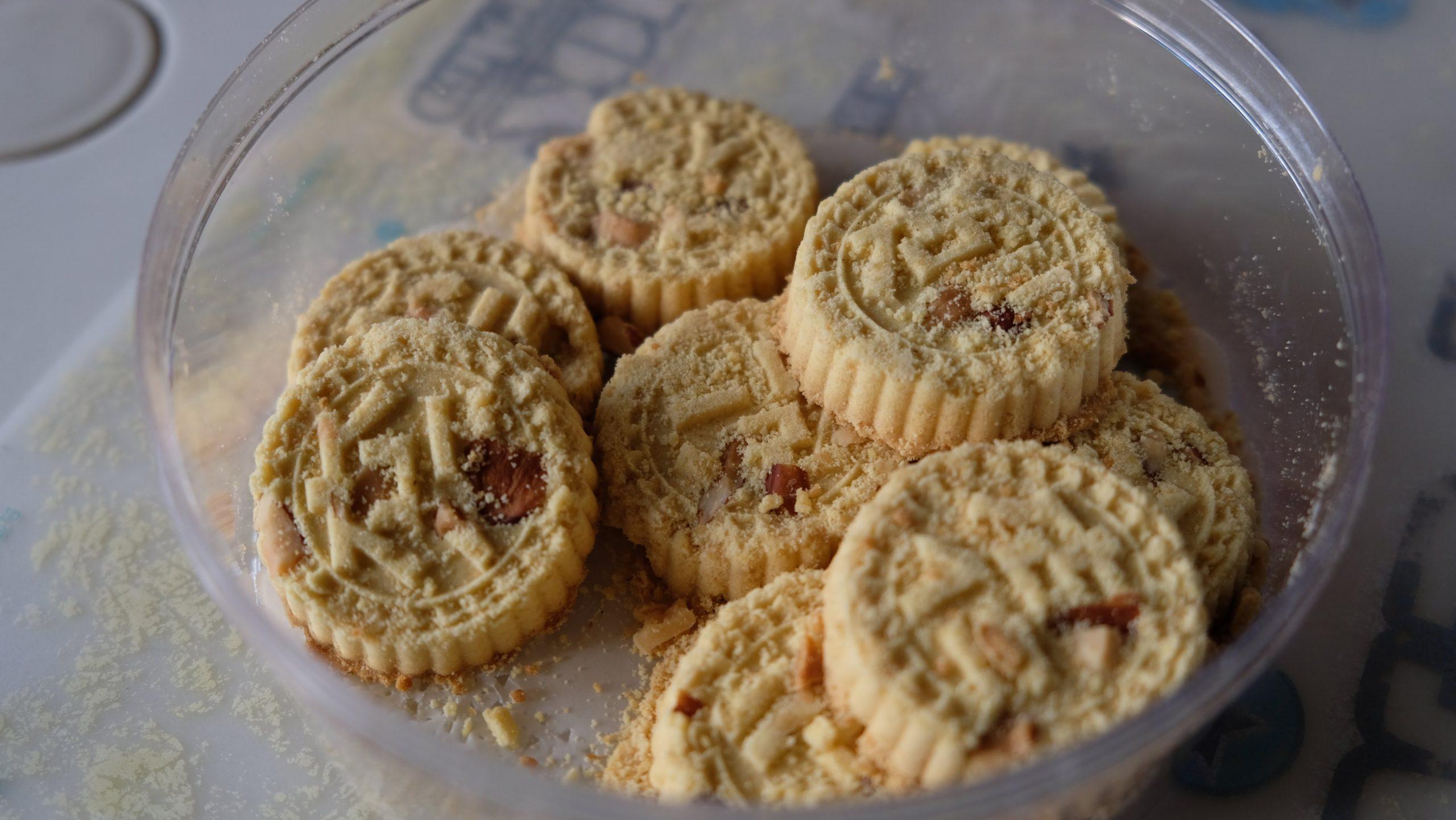 [澳門] 合記花生糖專家:訪尋大馬路巷弄小攤檔,吃一口傳統手工制作的杏仁餅