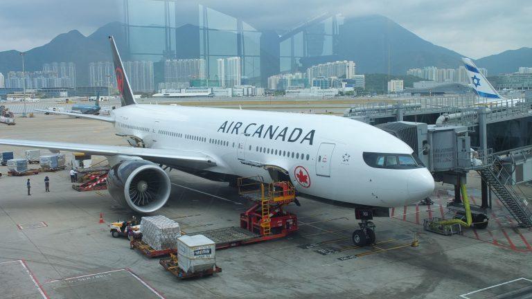 [飛行] 加拿大航空AC16:14.5個小時航程從香港直飛多倫多